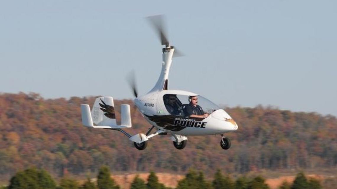 Aerial Surveillance & Highway Patrol